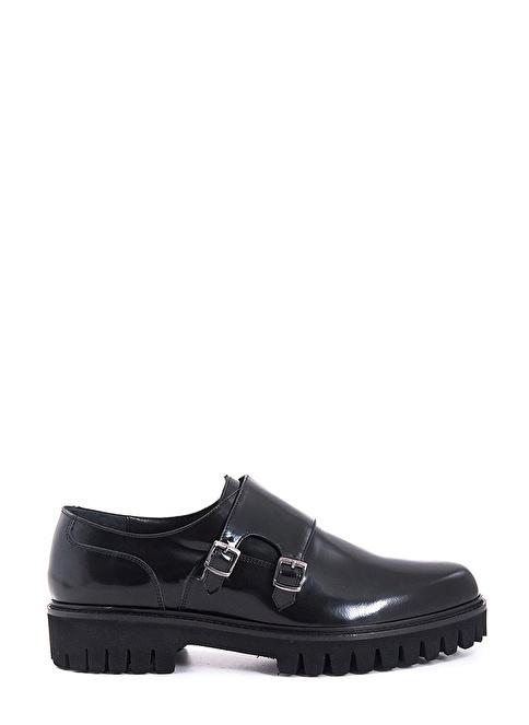 Kemal Tanca Tokalı Ayakkabı Siyah
